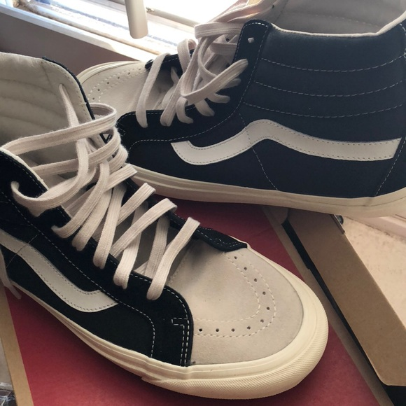 Fear of God Sk8 Hi Vans